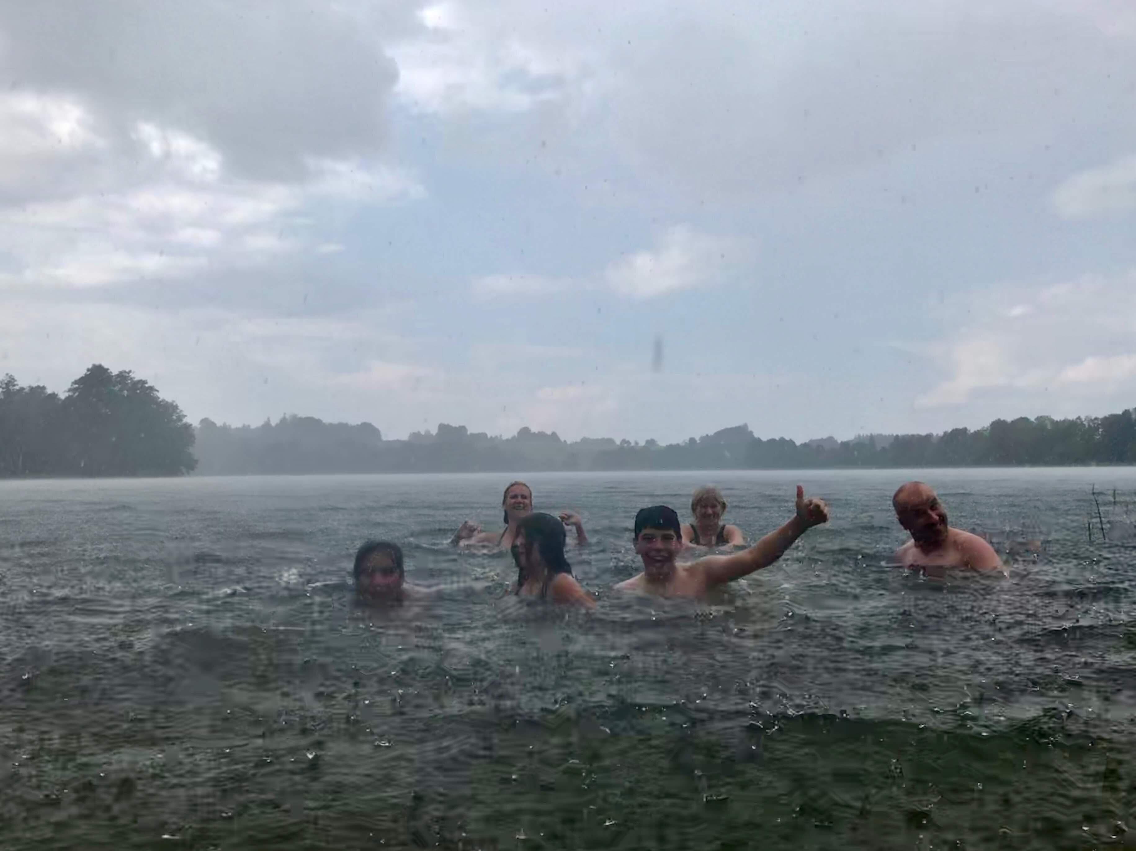 taaaka deszczowa fota :)