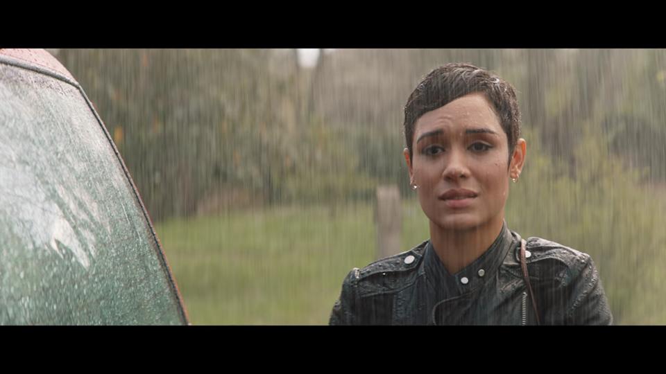 """Piękny deszczowy motyw filmowy😍 z filmu """"Złe psy"""""""