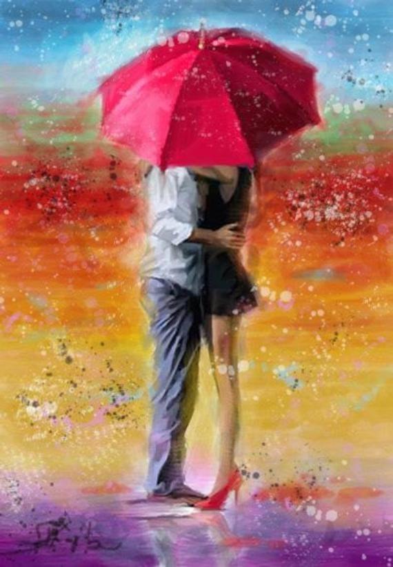Relacje i uczucia budzą się w deszczu…